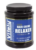 Vitaly Hair Cream Relaxer 64 oz