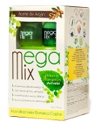 Halka Argan Oil MegaMix Hair Treatment Kit