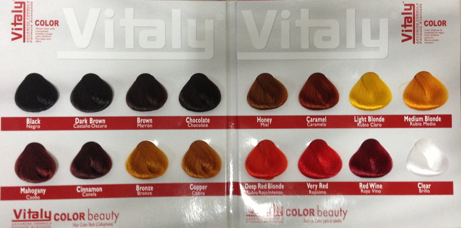 Cellophane Color Chart Hairstyle Inspirations 2018